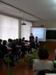 Выступление директора школы Дроковой С.Г.